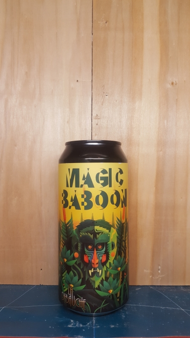 Magic Baboon