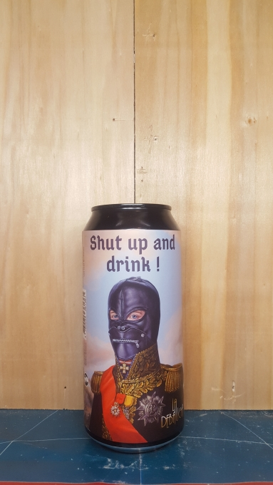 Shut Up and Drink!