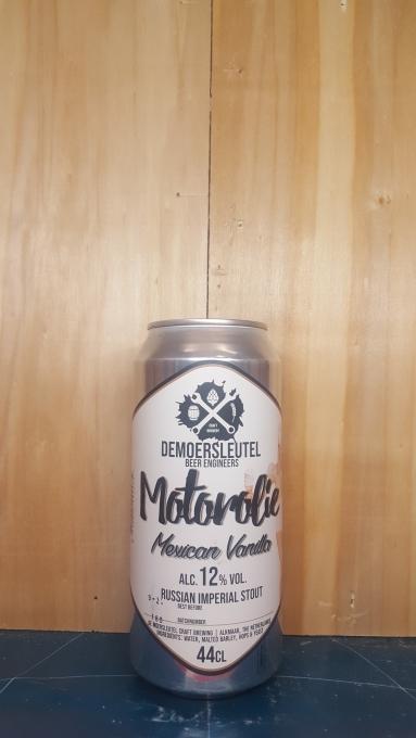 Motorolie Mexican Vanilla
