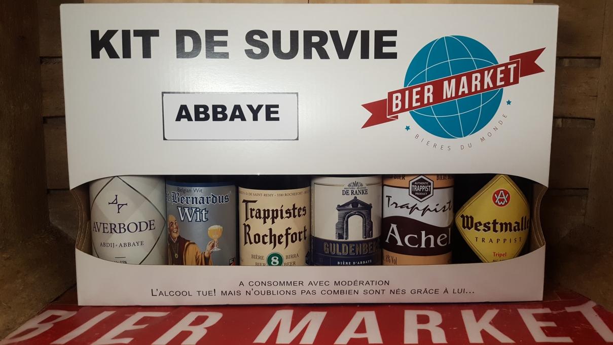 copy of Kit de Survie Belges