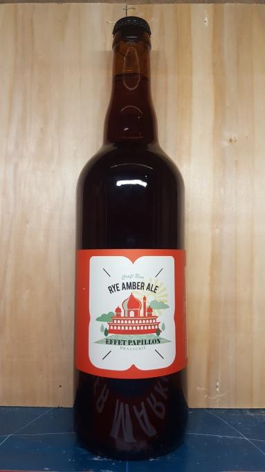 Rye Amber Ale