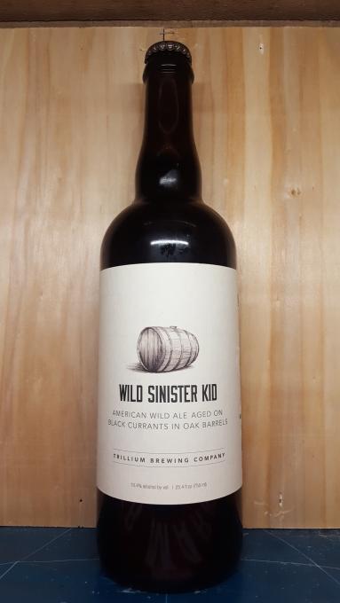 Wild Sinister Kid Black...