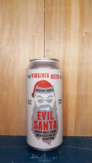 Hazelnut Truffle Evil Santa