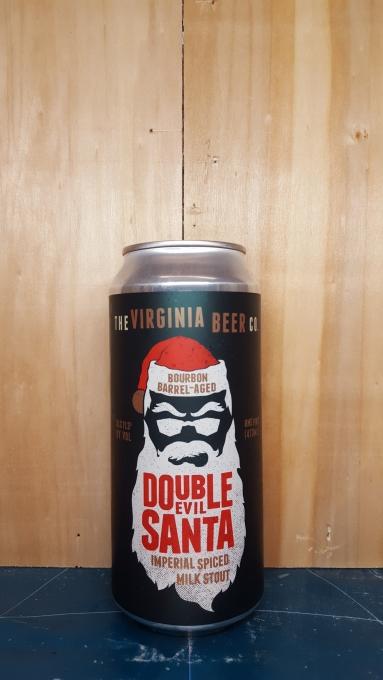 Double Evil Santa