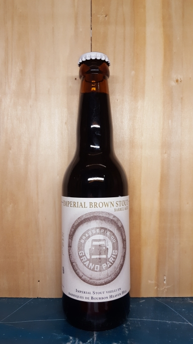 Imperial Brown Stout BA