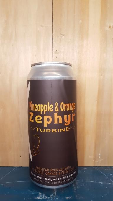Pineapple & Orange Zephyr...