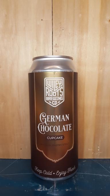 German Chocolate Cupcake Stout