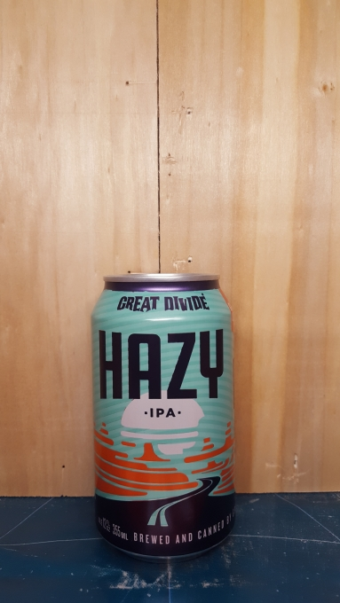 Hazy IPA Great Divide