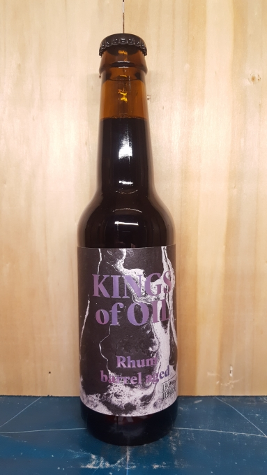 Kings of Oil Rhum Barrel Aged