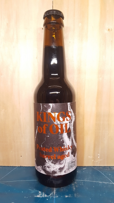 Kings of Oil Peated Whisky