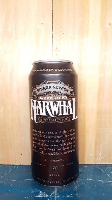 Barrel Aged Narwhal