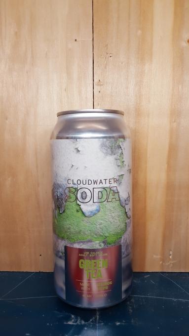 Soda : Thé Vert Simcoe
