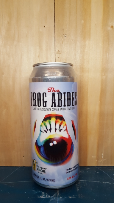 The Frog Abides 2020
