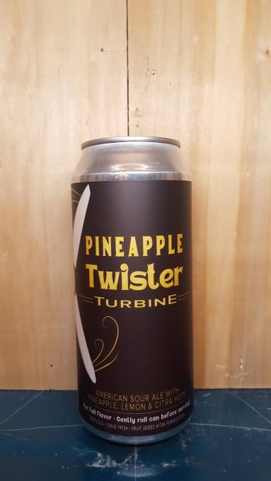 Pineapple Twister Turbine