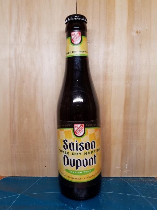 Saison Dupont Cuvée Dry...