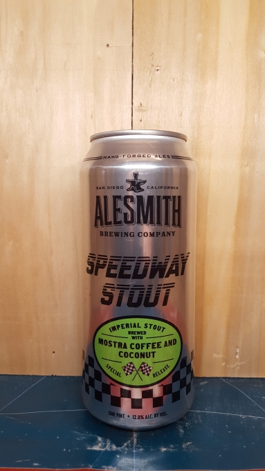 Speedway Stout Mostra/Coco
