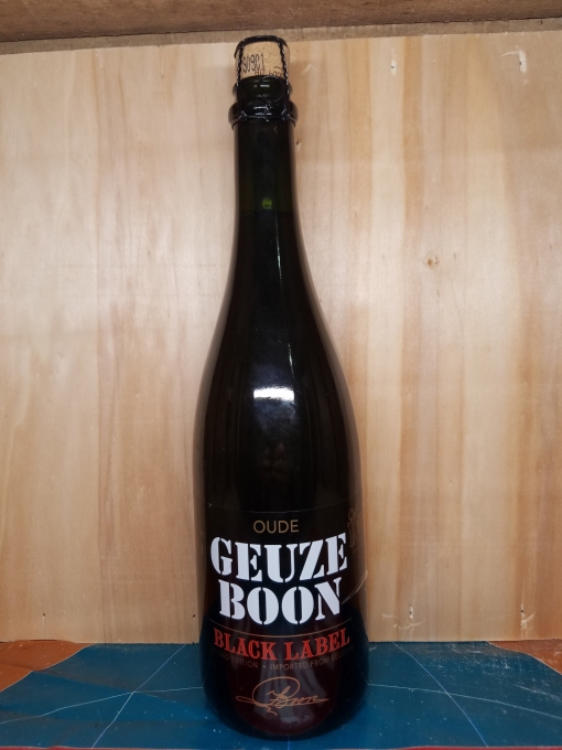 Geuze Black label