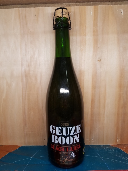 Geuze Black label edition n°4
