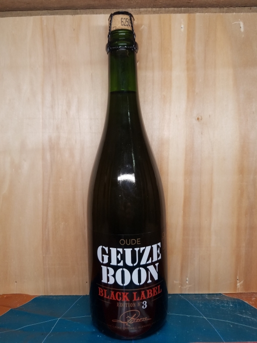Geuze Black label edition n°3