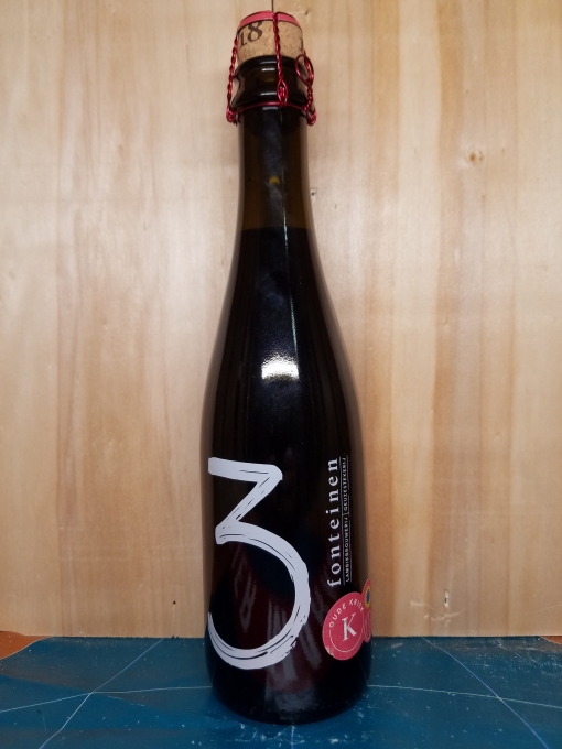copy of Oude Kriek Blend 82
