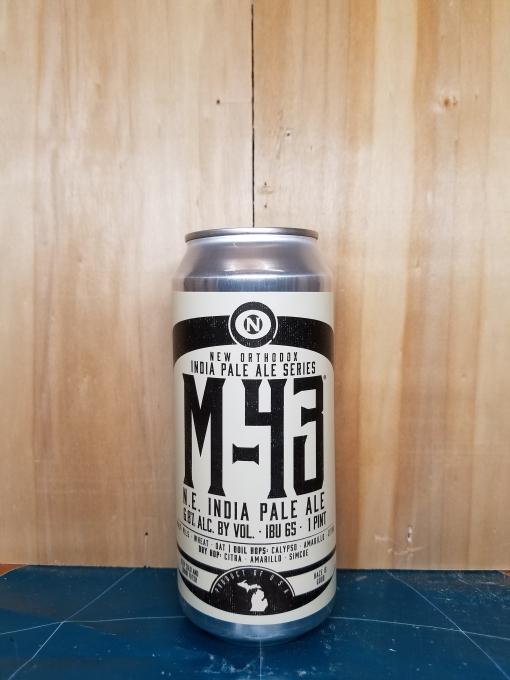 M-43 N.E IPA