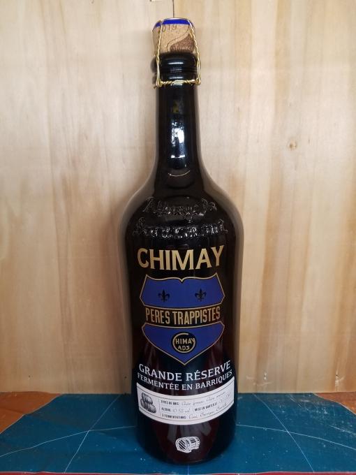 Chimay Grande Réserve...