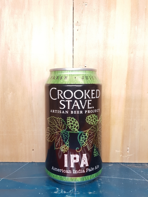 IPA Crooked Stave